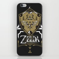 Zelda v89 iPhone & iPod Skin
