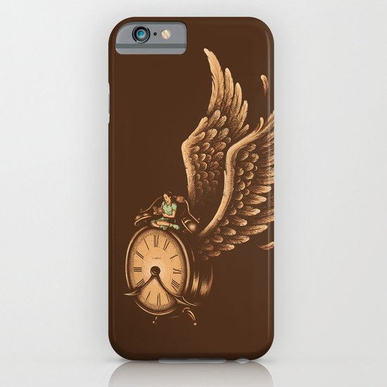 Time Flies iPhone & iPod Case