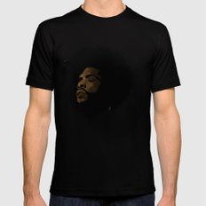 Questlove 2.0 Mens Fitted Tee Black SMALL