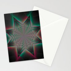 Tron Star Stationery Cards