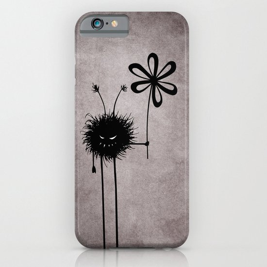 Evil Flower Bug iPhone & iPod Case