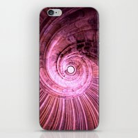 Sand Stone Spiral Stairc… iPhone & iPod Skin