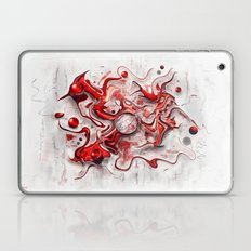 Red-Wild  Laptop & iPad Skin