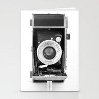 Vintage Camera No. 1 Stationery Cards