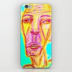 What Is Suffering? iPhone & iPod Skin