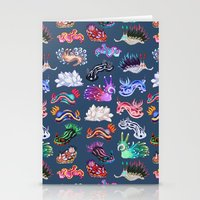 Nudibranch Stationery Cards