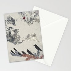 The Carrion Crow 2 Stationery Cards