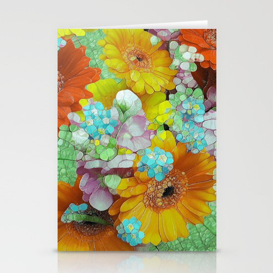 the Joys of Summer Stationery Card