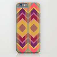 iPhone & iPod Case featuring chevron by aimi