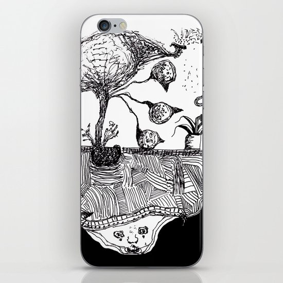 Bird Tree iPhone & iPod Skin