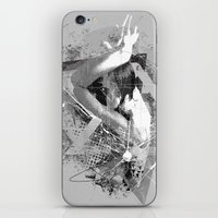 Composure  iPhone & iPod Skin