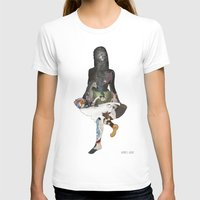 alice in wonderland T-shirts featuring Wonderland. by almost great.
