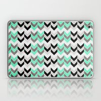 IceChevron Laptop & iPad Skin