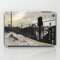 Two Towers iPad Case