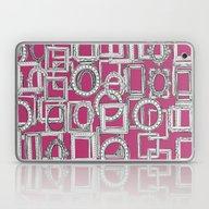 Picture Frames Aplenty F… Laptop & iPad Skin