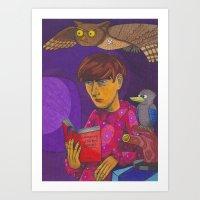 Problem Child Art Print