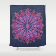 Bohemian Shower Curtain