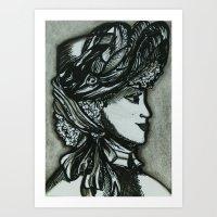 Victorian II Art Print