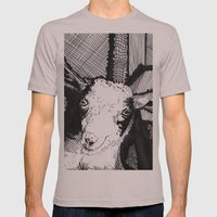 Animal Mens Fitted Tee Cinder SMALL