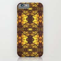 iPhone & iPod Case featuring Kaleidoscope Woods by BPARSH