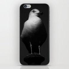 Sur mon piédestal iPhone & iPod Skin