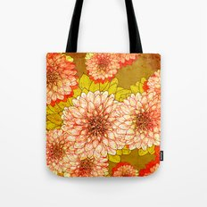 Flower Two A Tote Bag