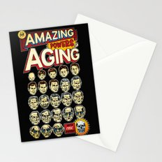 The Amazing Powers of Aging! Stationery Cards