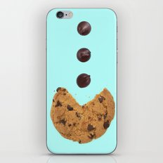 PACKMAN COOKIE iPhone & iPod Skin