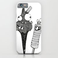 iPhone & iPod Case featuring Fancy Dress by Emily Shaw