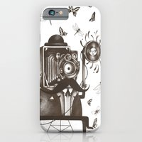 iPhone & iPod Case featuring Photoshoot by Agata Duda