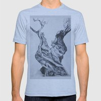 Humanity Definition Mens Fitted Tee Athletic Blue SMALL