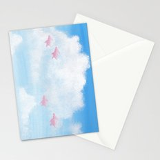 It's Time Stationery Cards