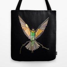 Bird Ripple  Tote Bag