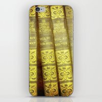 Books Of Knowledge iPhone & iPod Skin