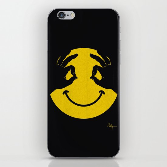 Make You Smile iPhone & iPod Skin