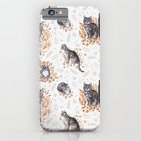 Le Chat Toile de Jouy iPhone 6 Slim Case