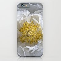 iPhone & iPod Case featuring paeonia by Jo.PinX