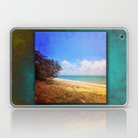 Beautiful Day by the Sea Laptop & iPad Skin