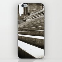 italy - rome - duotone_05 iPhone & iPod Skin