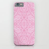 Ab Lace Pink iPhone 6 Slim Case