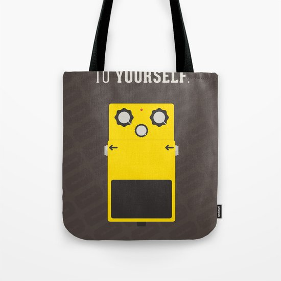 Just Tote Bag