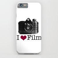 I ♥ Film iPhone 6 Slim Case