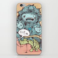 Sorry, but there is no heaven for you iPhone & iPod Skin