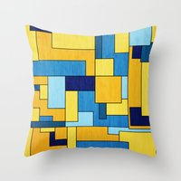 Switch Reverse Throw Pillow