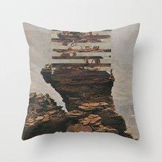 Err Tha Ka Wake Throw Pillow