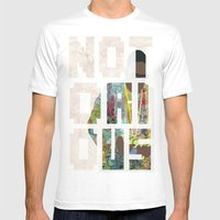 The Notorious Mens Fitted Tee White SMALL