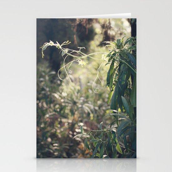 Urban Jungle Stationery Card