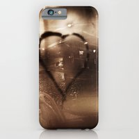 iPhone & iPod Case featuring love in paris by anna ramon photography