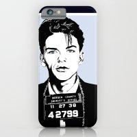 Frank Sinatra's mug shot iPhone 6 Slim Case