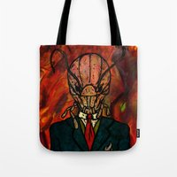 Mr. Kidface (Bug) Tote Bag